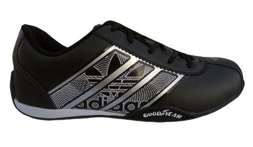 Entretener Bailarín al límite  2013 Tênis Adidas Goodyear Preto e Prata MOD:10104 - Loja de EletronicosJS
